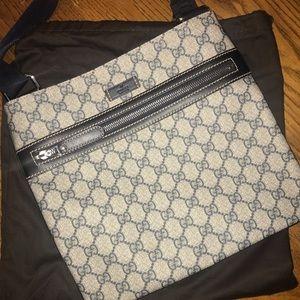 Gucci Canvas Cross Body bag